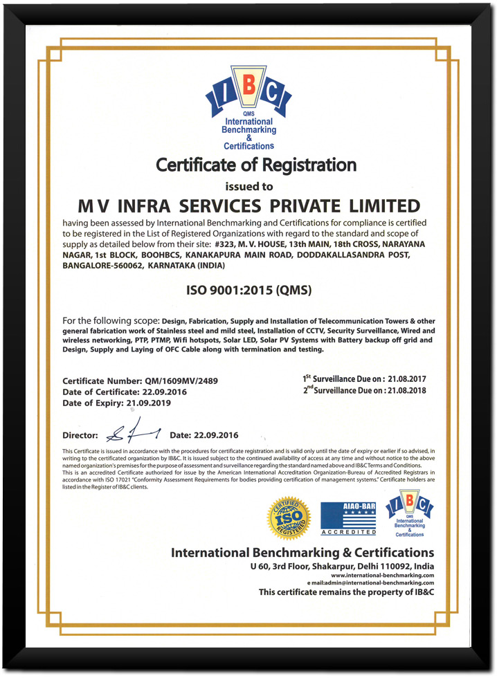 iso-certifiacate